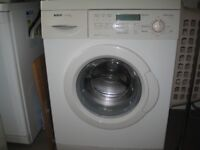 Bosch Logixx 1400 Washing Machine. A+ energy rating. In excellent condition. White.