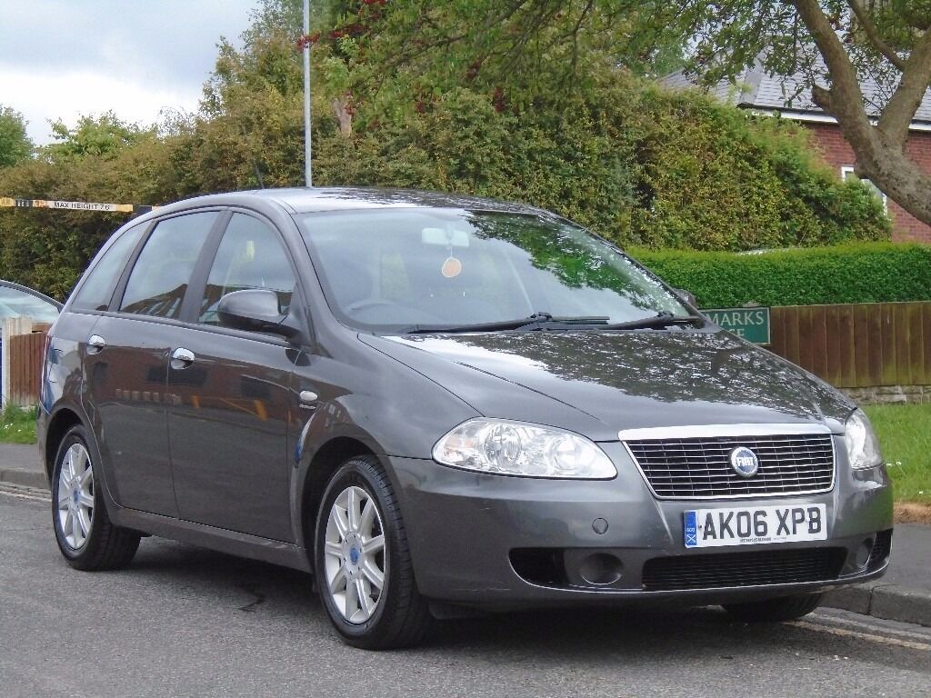 Fiat Croma 1.9 Multijet 8v Dynamic 5dr£899 p/x welcome DIESEL,LONG
