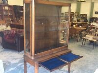 Shop Glass Display Cabinet From 1901 to 1910