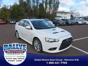 2012 Mitsubishi Lancer Ralliart! AWD! Alloy! Heated!