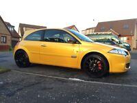 Megane 225/230 R26 Liquid yellow - 100% standard car