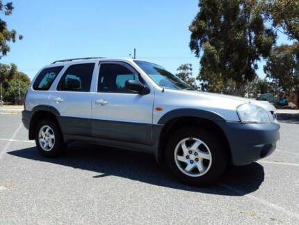 2003 MAZDA TRIBUTE LIMITED SPORT 4D WAGON 3.0L V6 4 SP AUTO 4X4 Wangara Wanneroo Area Preview