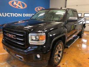 2014 GMC Sierra 1500 SLE 4X4/ LEATHER/CLOTH SEATS/ POWER GROUP