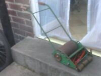 MINIATURE WEBB PUSH MOWER £45