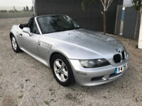 BMW Z3 convertible - NEW MOT - Service History - DAB Radio - Air con - Leather seats - Very clean
