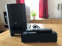 Bose CineMate 15 Soundbar Home Cinema System - Excellent condition