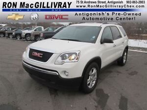 2012 GMC Acadia SLE AWD, V6, 8 PASSENGER, WINTERS INCLUDED