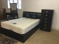 DWELL Bedroom Furniture set - double