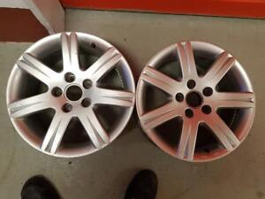 """2 mags audi 16"""" 5×112"""