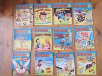 Beano Comic Libraries for sale, various numbers from#5 - #174