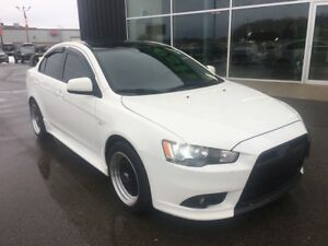 2014 Mitsubishi Lancer GT, Winter Tires, Heated Seat, Sunroof