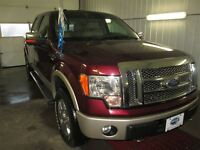 2010 Ford F-150 Lariat 4x4 SuperCrew 145 in  5.4L V8