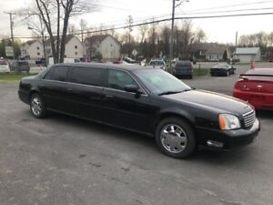 2005 Cadillac DeVille Professional Limousine ( New Price WOW !!