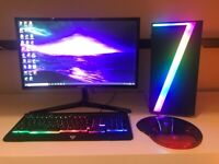 PC Gaming Set Up!