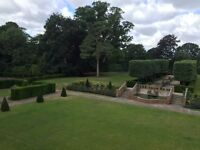 Under Gardener: Seeking a team player for this private estate in Surrey.