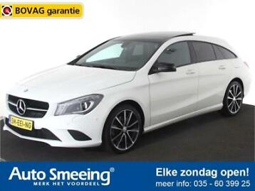Mercedes-Benz CLA-Klasse Shooting Brake 250 Urban Night