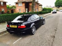 Bmw m3 smg 2003 good condition