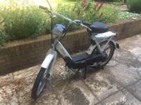 Vespa Ciao Px Catalyzed Brand New 49cc Moped Mobylette 2 pounds for 130km!