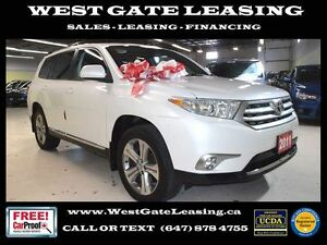 2011 Toyota Highlander SPORT | LEATHER | SUNROOF |