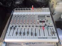 dj music system with karaoki