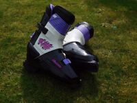 Ski boots size UK 11