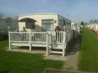 CARAVAN HOLIDAY HIRE / RENT / LET - MABLETHORPE. very competitive rates. weeks from £150 -395.!!!
