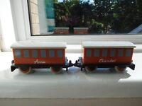 large bundle of thomas the tank engine trains