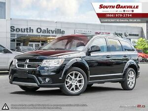 2016 Dodge Journey Limited | DVD | HEATED SEATS | SUNROOF