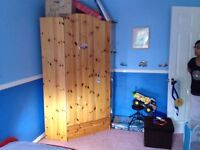 Children Wardrobe and Chest of Drawers Set for Sale