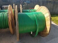 1500 meters of conduit can be cut to required size
