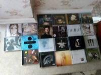 Collection of CD's - Individual or Bulk Sale
