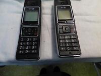 BT Twin phone set and answer machine