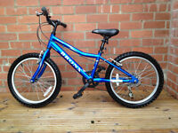 Boy's bike, Bronx Rocky, 20 inch wheels