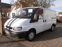 Ford Transit swb panel van 2006