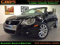 2009 Volkswagen Eos 2.0 TSI Comfortline | Navigation | Leather |