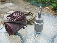 Spray Gun & Compessor Unit