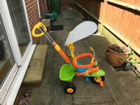 3 in 1 smart trike - excellent condition