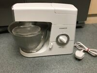 KM 330 Kenwood Chef classic kitchen machine white