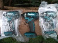 BRAND NEW! Makita 18v DTD152z Impact Driver Gun LXT! Screwfix price £120!!!!
