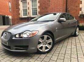 2008 Jaguar XF 2.7D V6 PREMIUM LUXURY ** 1 OWNER FROM NEW** FULL JAGUAR HISTORY** FULLY LOADED ***