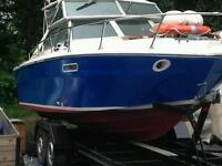 Boat. SEARAY V220 HARD TOP