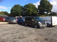 Vivaro, Trafic, Primastar vans for sale, lots to choose from!