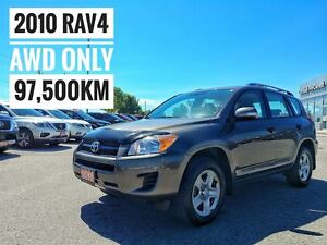 2010 Toyota RAV4 AWD  FREE Delivery