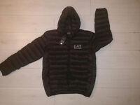 EA7 JACKET/COAT