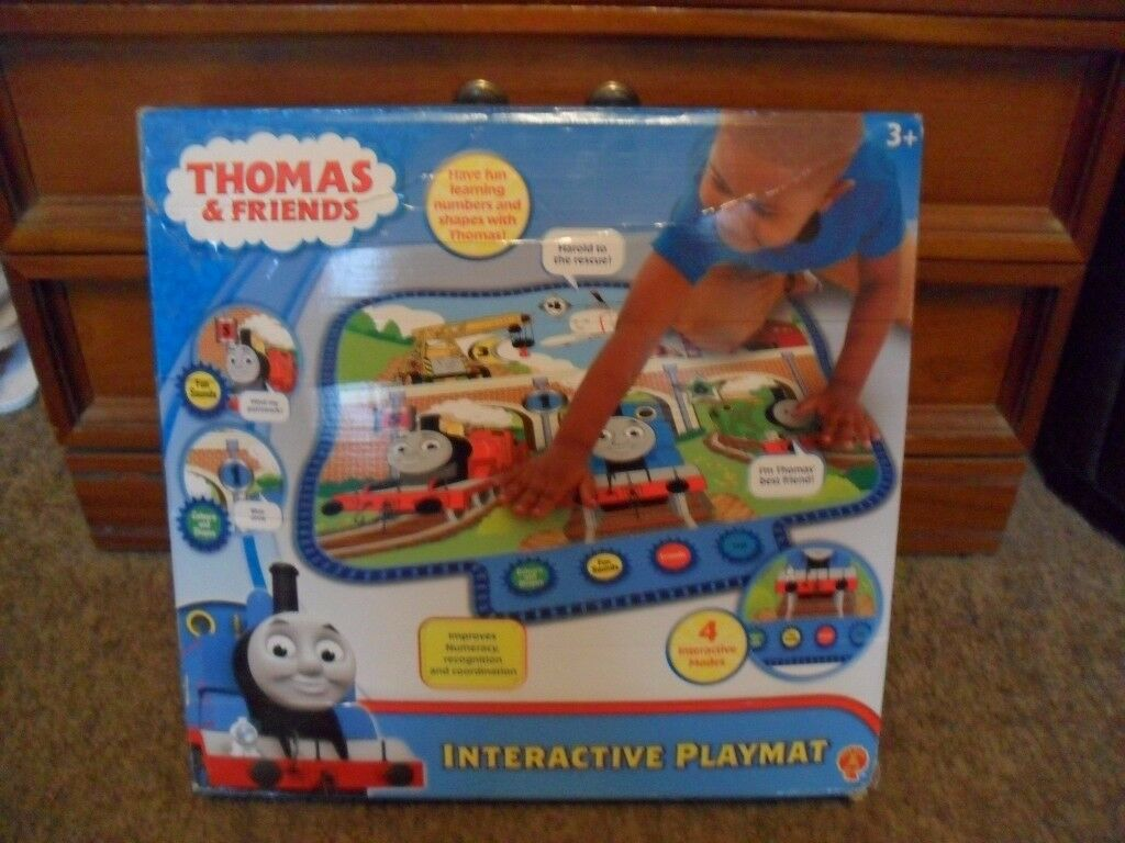 Thomas and Friends Interactive play mat