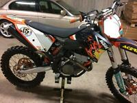 Ktm 250 sxf 2010