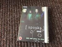 BBC spooks DVD