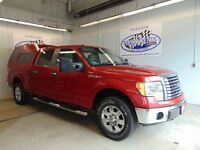 2010 Ford F-150 >>>XTR WITH FULL BED CAP<<<