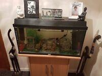 3ft Juwel Fish tank & Stand