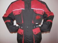 Buffalo Motorbike Jacket Ladies/Small Mens